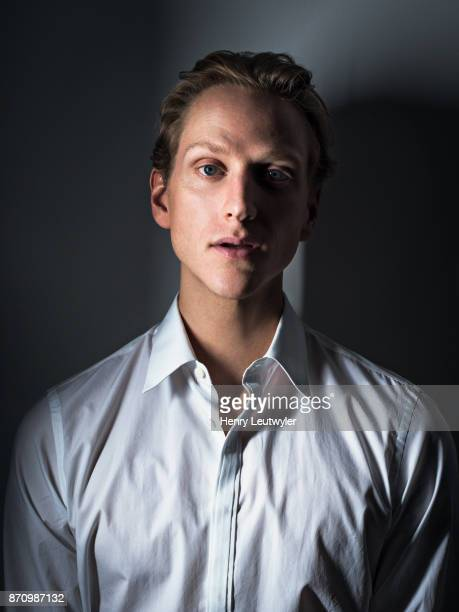 Dancer David Hallberg is photographed for Dance Magazine on March 9 2017 in New York City PUBLISHED IMAGE