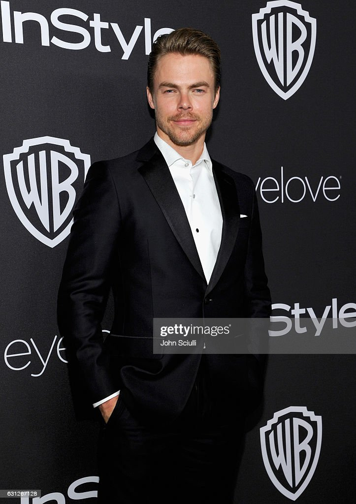 The 2017 InStyle And Warner Bros. 73rd Annual Golden Globe Awards Post-Party - Red Carpet : News Photo