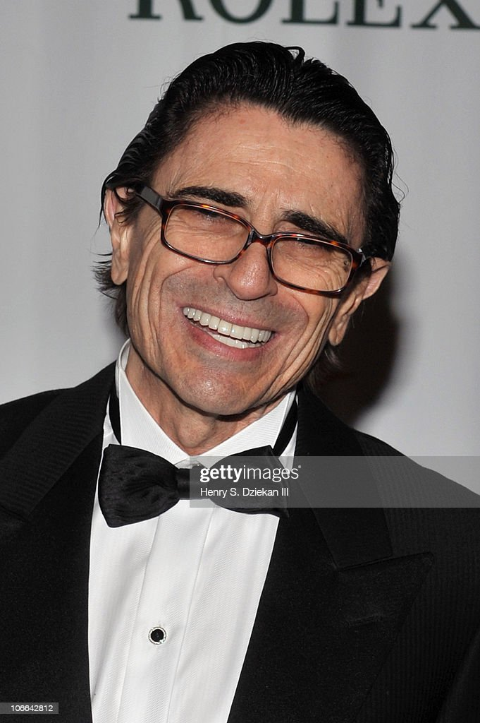 Dancer Edward Villella attends the Career Transition For Dancer's 25th anniversary Silver Jubilee anniversary supper at the Hilton New York on November 8, 2010 in New York City.