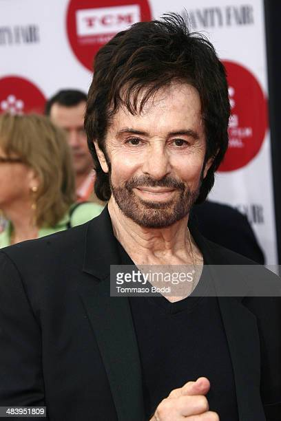 Dancer George Chakiris attends the 2014 TCM Classic Film Festival opening night gala and world premiere of the restoration of Oklahoma held at the...