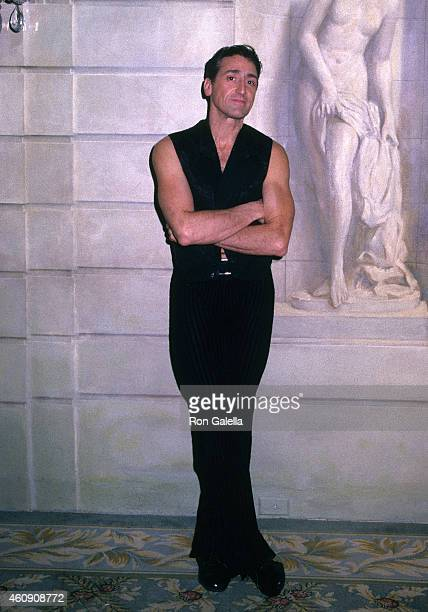 """Dancer Gregory Mitchell attends the Drama League's 16th Annual """"A Musical Celebration of Broadway"""" Gala Salute to Liza Minnelli on January 31, 2000..."""