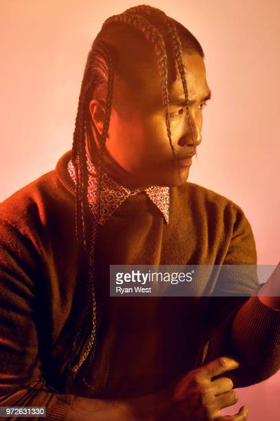 Dancer Hokuto Konishi is photographed on September 15 2017 in Los Angeles California