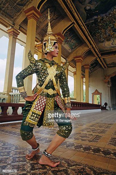 Dancer in Palace