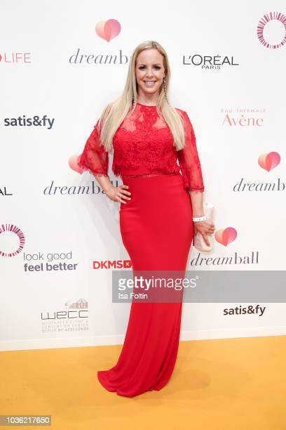 Dancer Isabel Edvardsson attends the Dreamball 2018 at WECC Westhafen Event Convention Center on September 19 2018 in Berlin Germany