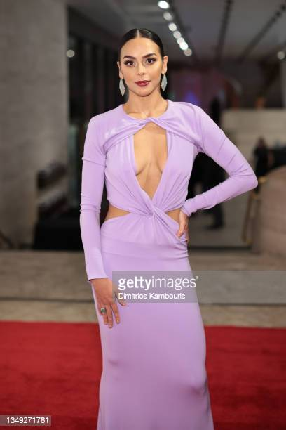 Dancer Isadora Loyola attends the American Ballet Theatre's Fall Gala at David H. Koch Theater at Lincoln Center on October 26, 2021 in New York City.
