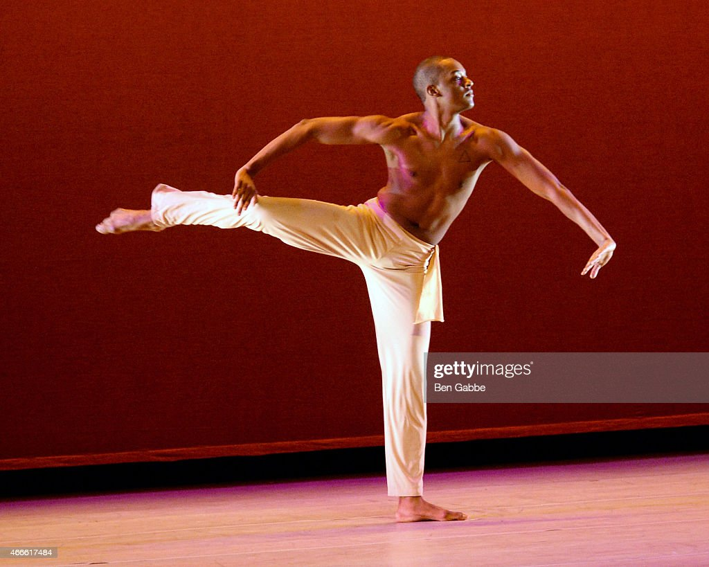 Ailey II 2015 New York Season Dress Rehearsal