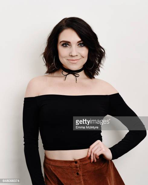 Dancer Jenna Johnson attends B.Y.O.U. - Be Your Own You at Hills Penthouse on February 28, 2017 in West Hollywood, California.