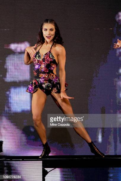 Dancer Jenna Johnson performs during Live A Night To Remember New York New York at Radio City Music Hall on January 15 2019 in New York New York
