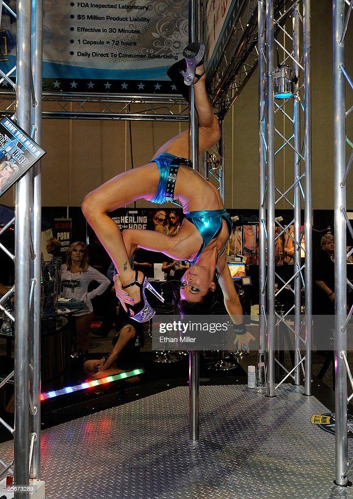 2010 AVN Adult Entertainment Expo : News Photo