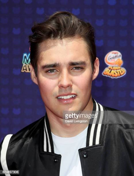 Dancer Jorge Blanco attends the 2017 Radio Disney Music Awards at Microsoft Theater on April 29 2017 in Los Angeles California