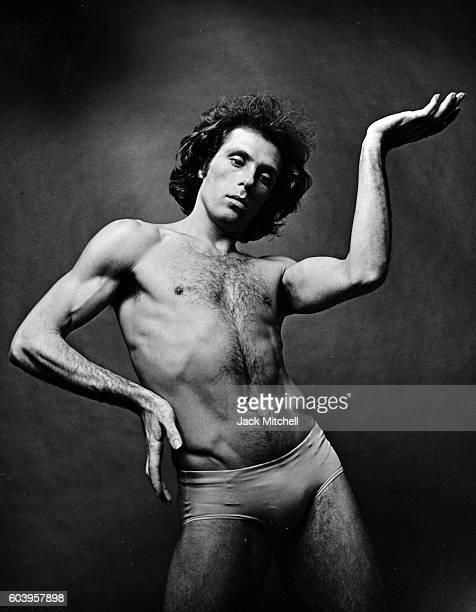 Dancer Jorge Donn, 1979.