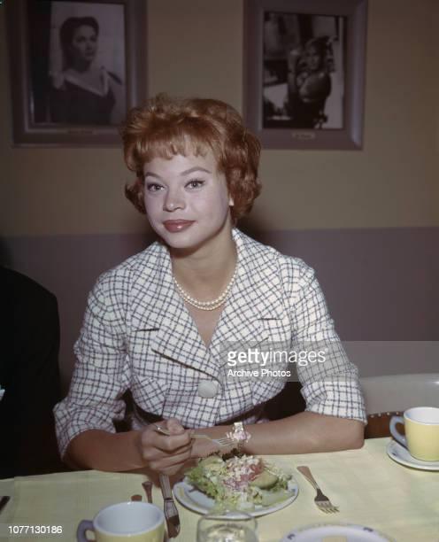 Dancer Juliet Prowse circa 1960