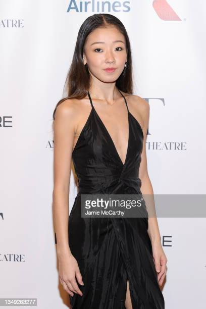 Dancer Kanon Kimura attends the American Ballet Theatre's Fall Gala at David H. Koch Theater at Lincoln Center on October 26, 2021 in New York City.