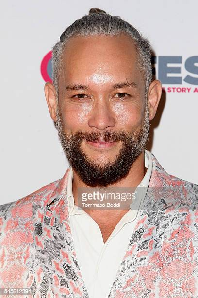 Dancer Kevin Stea attends the Outfest 2016 Screening of Strike A Pose held at Harmony Gold Theatre on July 8 2016 in Los Angeles California