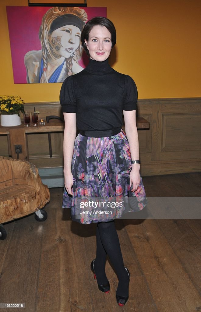 Dancer Lauren Cuthbertson attends The Royal Ballet's 'The Winter Tale' preview reception at Crosby Street Hotel on February 11, 2015 in New York City.