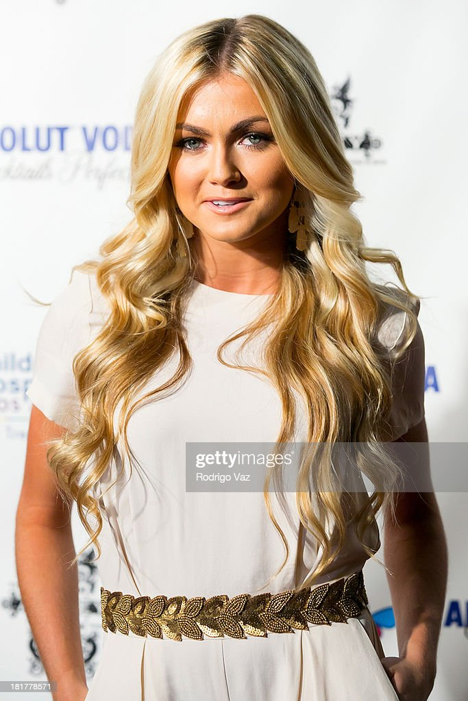Dancer Lindsay Arnold attends The Abbey's 8th annual Christmas In September Event benefiting The Children's Hospital Los Angeles at The Abbey on September 24, 2013 in West Hollywood, California.