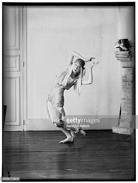 View of Italianborn Irish dancer Lucia Joyce as she dances 1920s She was the daughter of Irish author James Joyce and his wife Nora Barnacle