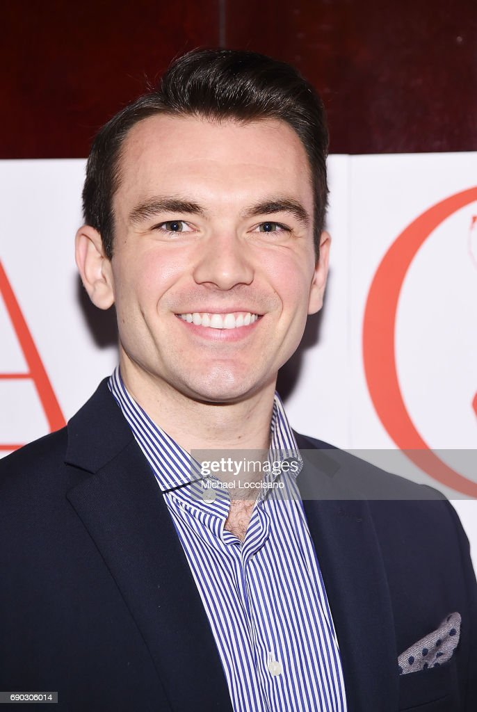 Dancer Max Clayton attends the 2017 Chita Rivera Awards Nominees' Reception at The Lambs Club on May 30, 2017 in New York City.