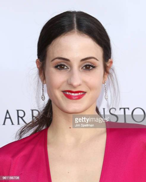 Dancer Melanie Hamrick attends the 2018 American Ballet Theatre Spring Gala at The Metropolitan Opera House on May 21 2018 in New York City
