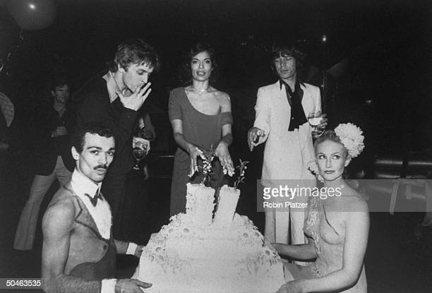 100 Birthday Party For Mick Jagger Photos and Premium High Res ...