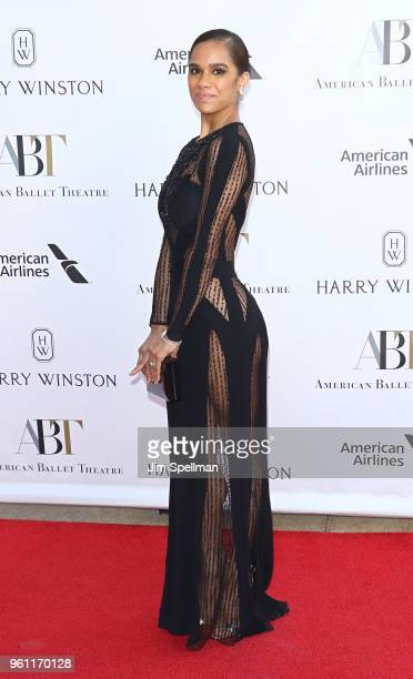 Dancer Misty Copeland attends the 2018 American Ballet Theatre Spring Gala at The Metropolitan Opera House on May 21 2018 in New York City