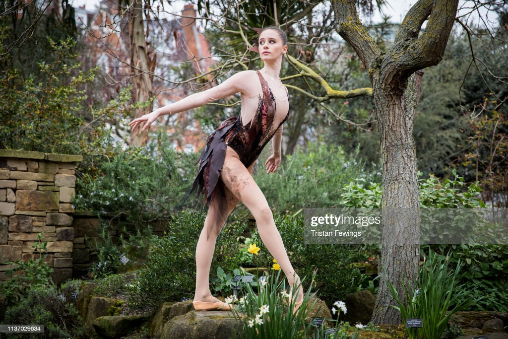 GBR: 'Bird Woman' Ballet Central 2019 Tour - Photocall
