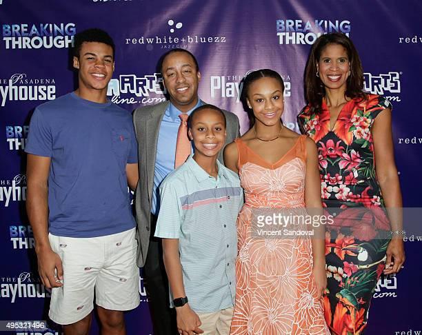 Nia Frazier Family