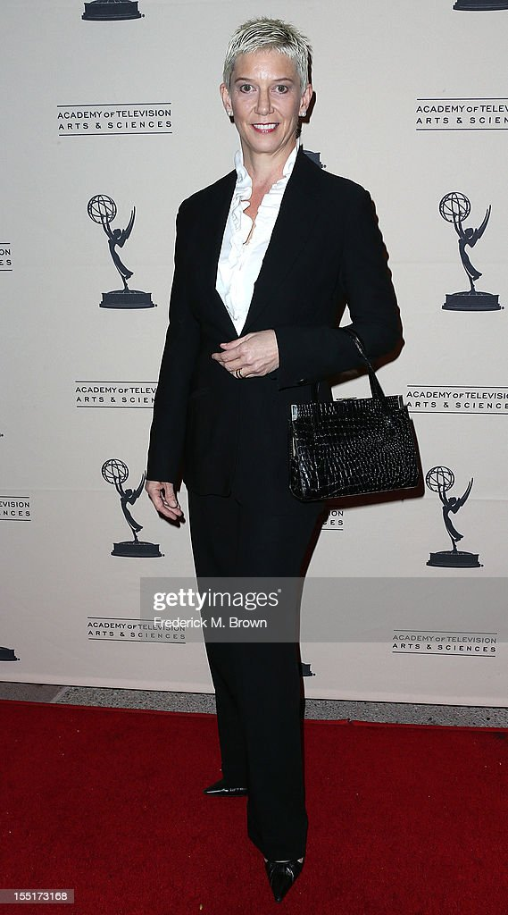 Dancer Patricia Kelly attends The Academy Of Television Arts & Sciences' Presents 'The Choreographers: Yesterday, Today and Tomorrow at the Leonard H. Goldenson Theatre on November 1, 2012 in North Hollywood, California.