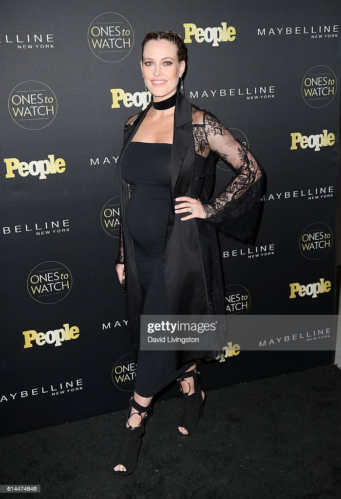 "People's ""Ones To Watch"" - Arrivals : News Photo"