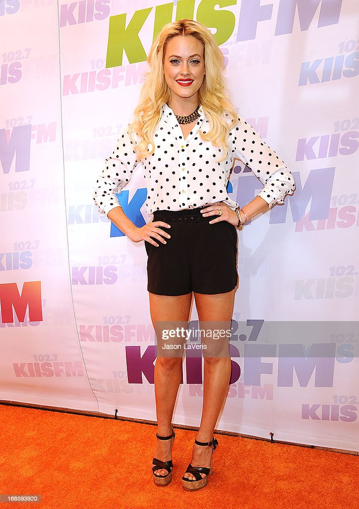 Dancer Peta Murgatroyd attends 102.7 KIIS FM's Wango Tango at The Home Depot Center on May 11, 2013 in Carson, California.