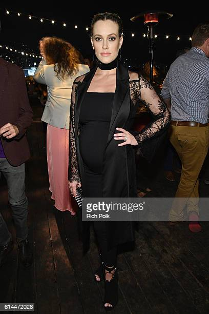 Dancer Peta Murgatroyd attends People's Ones to Watch event presented by Maybelline New York at EP LP on October 13 2016 in Hollywood California