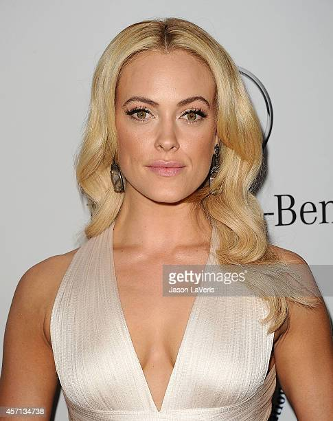 Dancer Peta Murgatroyd attends the 2014 Carousel of Hope Ball at The Beverly Hilton Hotel on October 11 2014 in Beverly Hills California