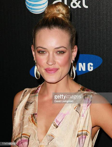 Dancer Peta Murgatroyd attends the Samsung Infuse 4G launch event featuring Nicki Minaj at Milk Studios on May 12 2011 in Los Angeles California