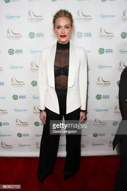 Dancer Peta Murgatroyd attends the Steve Irwin Gala Dinner at the SLS Hotel at Beverly Hills on May 13 2017 in Los Angeles California
