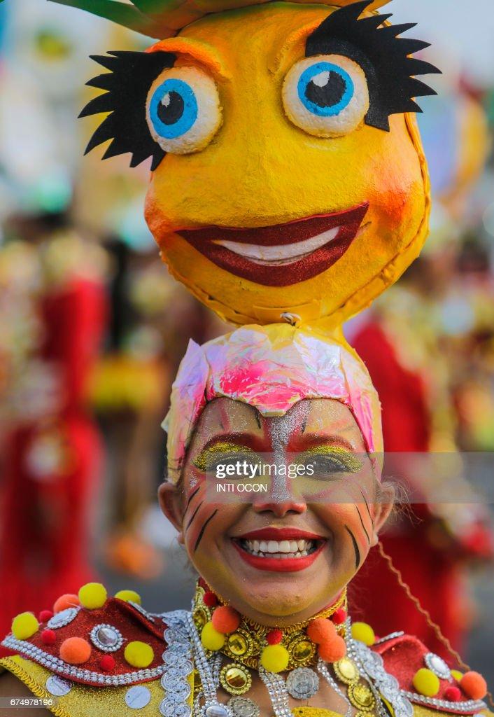 NICARAGUA-FESTIVAL-CARINIVAL : ニュース写真