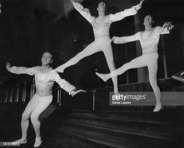 DEC 8 1969 DEC 10 1969 DEC 14 1969 FEB 25 1970 FEB 27 1970 Dancer Richard Denny displays the upupandaway style needed to dance the lead role of the...