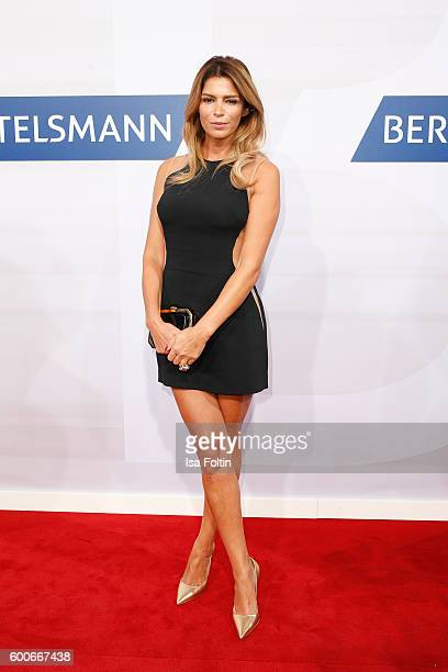 Dancer Sabia Boulahrouz attends the Bertelsmann Summer Party at Bertelsmann Repraesentanz on September 8 2016 in Berlin Germany