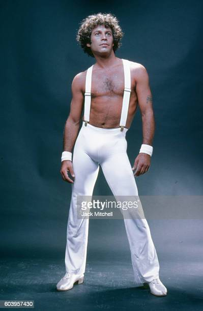 Dancer Sal Pernice in May 1979.
