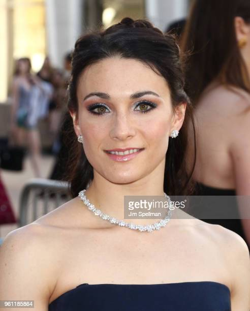Dancer Sarah Lane attends the 2018 American Ballet Theatre Spring Gala at The Metropolitan Opera House on May 21 2018 in New York City