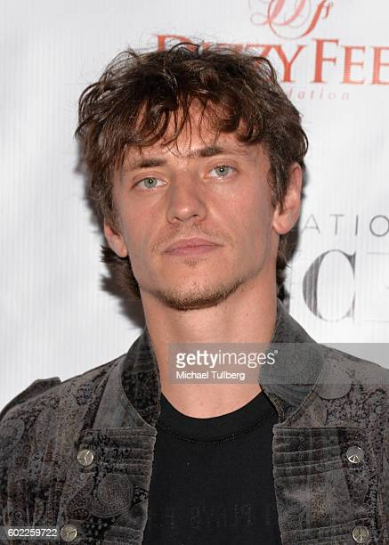 Dancer Sergei Polunin attends the 6th Annual Celebration of Dance Gala presented by The Dizzy Feet Foundation at The Novo by Microsoft on September...