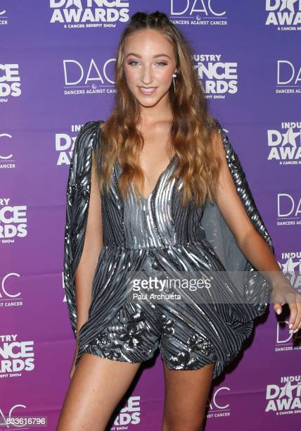 Dancer / TV Personality Ava Cota attends the 2017 Industry Dance Awards and Cancer Benefit show at Avalon on August 16 2017 in Hollywood California