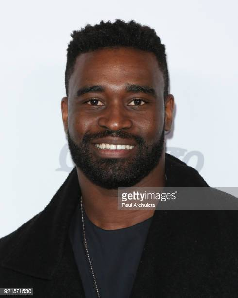 Dancer / TV Personality Keo Motsepe attends OK Magazine's Summer kickoff party at The W Hollywood on May 17 2017 in Hollywood California