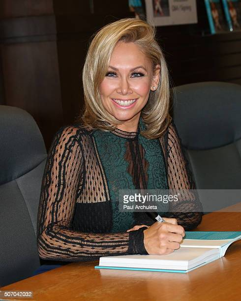Kym Johnson Book Signing For The 5 6 7 8 Diet The 14 Day Plan For