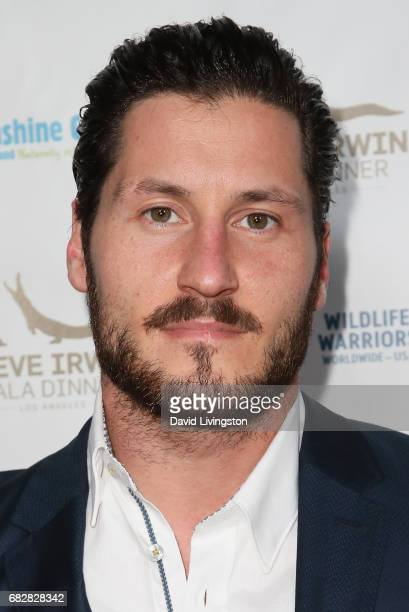 Dancer Valentin Chmerkovskiy attends the Steve Irwin Gala Dinner at the SLS Hotel at Beverly Hills on May 13 2017 in Los Angeles California