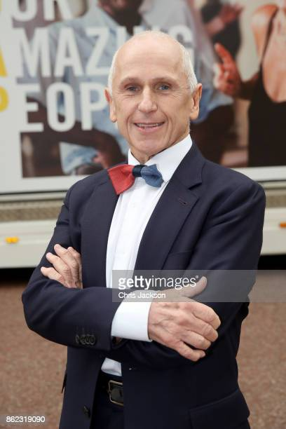Dancer Wayne Sleep attends a reception hosted by The Duchess of Cornwall to celebrate the launch of the 'Our Amazing People' campaign at Clarence...