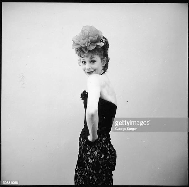 Dancer/actress Gwen Verdon
