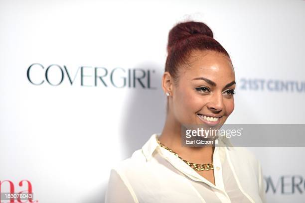 """Dancer/choreographer Ashley Everett attends the Latina Magazine """"Hollywood Hot List"""" Party at The Redbury Hotel on October 3, 2013 in Hollywood,..."""