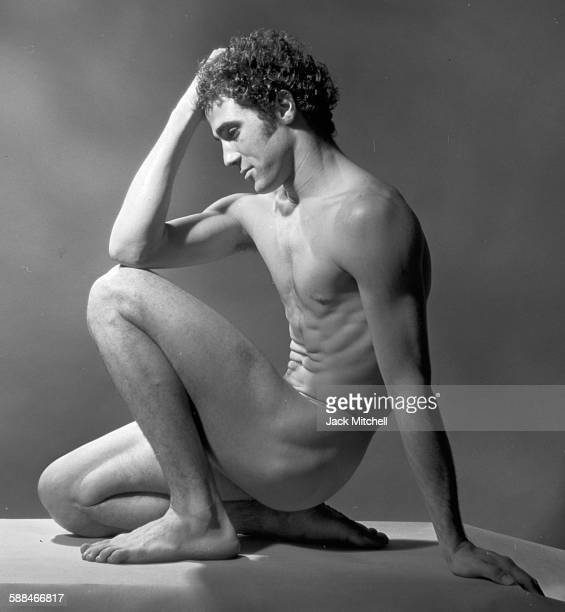 Dancer/choreographer Louis Falco photographed in January 1966.