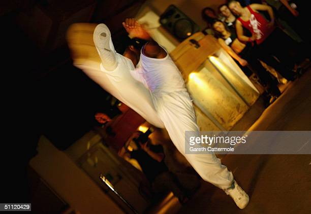 Dancers audition during the UK leg of a 10date tour of Europe to find the funkiest dancers for MTV's new flyonthewall show MTV Shakedown With Wade...