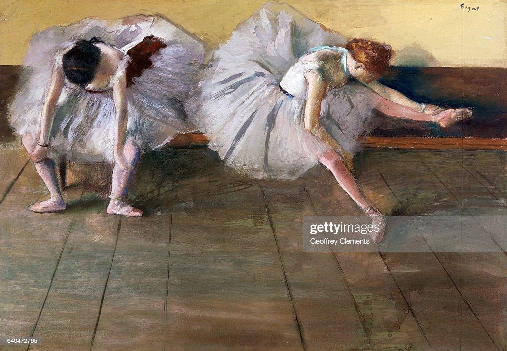 Dancers by Edgar Degas : News Photo
